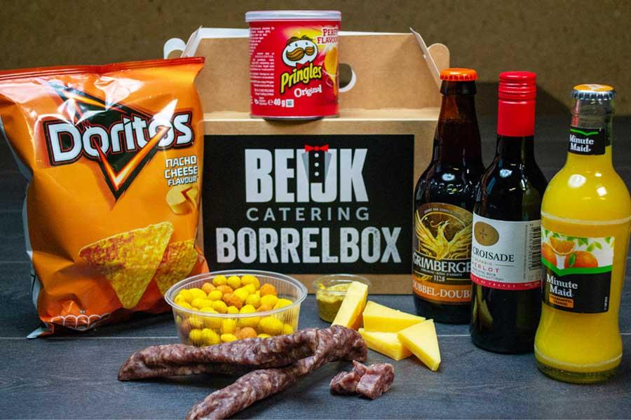Borrelbox bestellen
