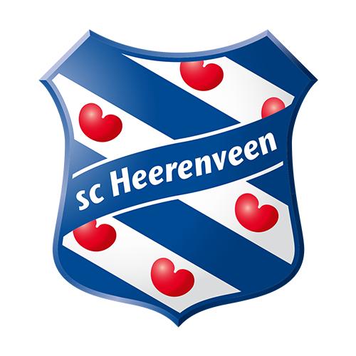 Logo SC Heerenveen, catering Abe Lenstra Stadion Beijk Catering