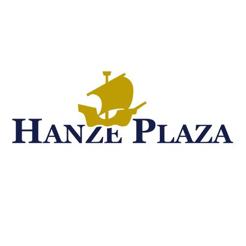 Logo Hanze Plaza Groningen, catering Groningen Beijk Catering