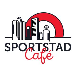 Logo Sportstad Café, catering Friesland Beijk Catering