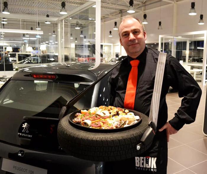Catering Groningen cateraar Beijk