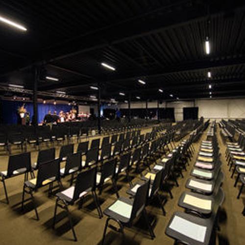 Ruime evenementenlocatie Groningen