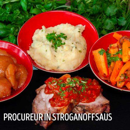 thuis uit eten Friesland procureur