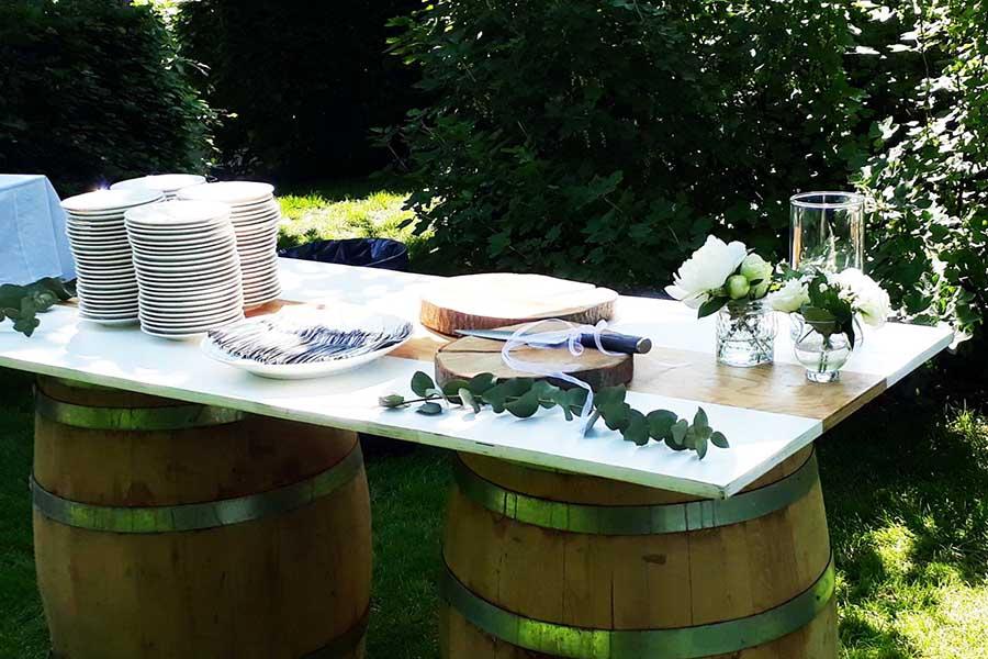 catering bruiloft op bijzondere locatie in Groningen