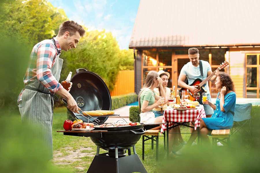 party home catering thuis bezorgd voor elk feestje