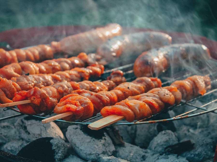 vegetarische catering bbqcateraar aan huis vega